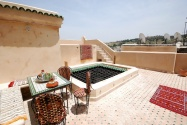 Photo of Dar Jnane, Views of Fes, Morocco from 2nd Story Terrace